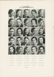 Page 17, 1932 Edition, Commerce High School - Ledger Yearbook (Portland, OR) online yearbook collection