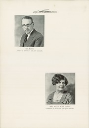 Page 8, 1932 Edition, Commerce High School - Ledger Yearbook (Portland, OR) online yearbook collection