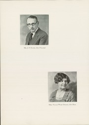 Page 8, 1934 Edition, Commerce High School - Ledger Yearbook (Portland, OR) online yearbook collection