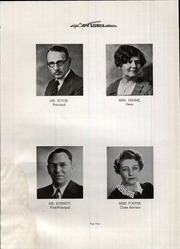 Page 8, 1941 Edition, Commerce High School - Ledger Yearbook (Portland, OR) online yearbook collection