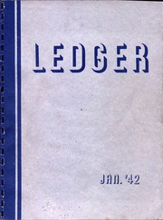 1942 Edition, Commerce High School - Ledger Yearbook (Portland, OR)