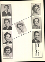 Page 7, 1946 Edition, Commerce High School - Ledger Yearbook (Portland, OR) online yearbook collection