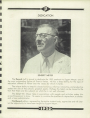 Page 15, 1952 Edition, Francis W Parker School - Record Yearbook (Chicago, IL) online yearbook collection