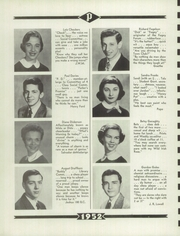 Page 18, 1952 Edition, Francis W Parker School - Record Yearbook (Chicago, IL) online yearbook collection