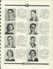 Page 19, 1952 Edition, Francis W Parker School - Record Yearbook (Chicago, IL) online yearbook collection