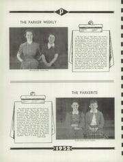 Page 28, 1952 Edition, Francis W Parker School - Record Yearbook (Chicago, IL) online yearbook collection