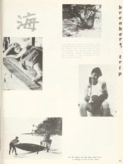 Page 66, 1968 Edition, Far Eastern Academy - Coral Cadence Yearbook (Singapore, Asia) online yearbook collection