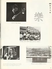 Page 70, 1968 Edition, Far Eastern Academy - Coral Cadence Yearbook (Singapore, Asia) online yearbook collection