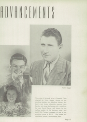 Page 17, 1946 Edition, Burbank High School - Ceralbus Yearbook (Burbank, CA) online yearbook collection