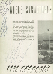 Page 6, 1946 Edition, Burbank High School - Ceralbus Yearbook (Burbank, CA) online yearbook collection