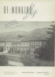 Page 7, 1946 Edition, Burbank High School - Ceralbus Yearbook (Burbank, CA) online yearbook collection