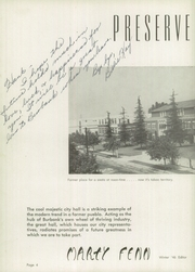 Page 8, 1946 Edition, Burbank High School - Ceralbus Yearbook (Burbank, CA) online yearbook collection