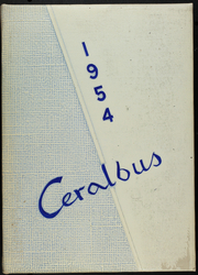 Page 1, 1954 Edition, Burbank High School - Ceralbus Yearbook (Burbank, CA) online yearbook collection