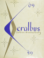Page 1, 1959 Edition, Burbank High School - Ceralbus Yearbook (Burbank, CA) online yearbook collection