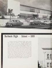 Page 12, 1959 Edition, Burbank High School - Ceralbus Yearbook (Burbank, CA) online yearbook collection