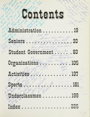 Page 7, 1959 Edition, Burbank High School - Ceralbus Yearbook (Burbank, CA) online yearbook collection