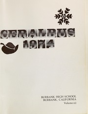 Page 5, 1974 Edition, Burbank High School - Ceralbus Yearbook (Burbank, CA) online yearbook collection