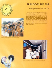 Page 16, 1984 Edition, Burbank High School - Ceralbus Yearbook (Burbank, CA) online yearbook collection
