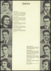 Page 11, 1952 Edition, Metamora Township High School - Parrot Yearbook (Metamora, IL) online yearbook collection