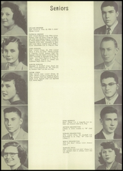 Page 12, 1952 Edition, Metamora Township High School - Parrot Yearbook (Metamora, IL) online yearbook collection