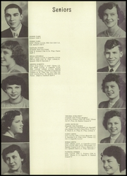 Page 14, 1952 Edition, Metamora Township High School - Parrot Yearbook (Metamora, IL) online yearbook collection