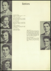 Page 15, 1952 Edition, Metamora Township High School - Parrot Yearbook (Metamora, IL) online yearbook collection