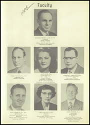 Page 9, 1952 Edition, Metamora Township High School - Parrot Yearbook (Metamora, IL) online yearbook collection