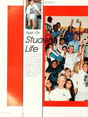 Page 10, 1988 Edition, Estancia High School - Flight Yearbook (Costa Mesa, CA) online yearbook collection