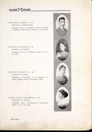 Page 17, 1913 Edition, Joliet Central High School - Steelmen Yearbook (Joliet, IL) online yearbook collection