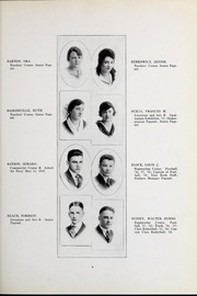 Page 11, 1918 Edition, Joliet Central High School - Steelmen Yearbook (Joliet, IL) online yearbook collection