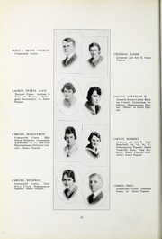 Page 12, 1918 Edition, Joliet Central High School - Steelmen Yearbook (Joliet, IL) online yearbook collection