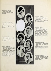 Page 17, 1919 Edition, Joliet Central High School - Steelmen Yearbook (Joliet, IL) online yearbook collection
