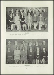 Page 15, 1947 Edition, Joliet Central High School - Steelmen Yearbook (Joliet, IL) online yearbook collection