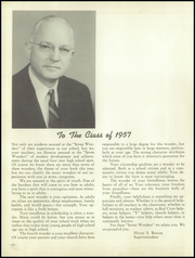 Page 14, 1957 Edition, Joliet Central High School - Steelmen Yearbook (Joliet, IL) online yearbook collection