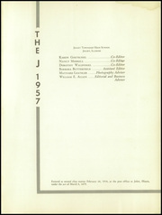 Page 5, 1957 Edition, Joliet Central High School - Steelmen Yearbook (Joliet, IL) online yearbook collection