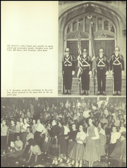 Page 9, 1957 Edition, Joliet Central High School - Steelmen Yearbook (Joliet, IL) online yearbook collection