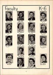 Page 13, 1953 Edition, Forestville Central High School - Echo Yearbook (Forestville, NY) online yearbook collection