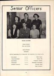 Page 15, 1953 Edition, Forestville Central High School - Echo Yearbook (Forestville, NY) online yearbook collection
