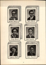 Page 16, 1953 Edition, Forestville Central High School - Echo Yearbook (Forestville, NY) online yearbook collection