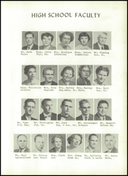 Page 11, 1957 Edition, Forestville Central High School - Echo Yearbook (Forestville, NY) online yearbook collection