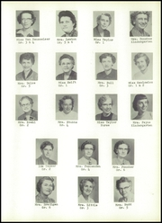 Page 13, 1957 Edition, Forestville Central High School - Echo Yearbook (Forestville, NY) online yearbook collection