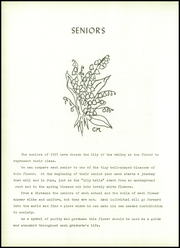 Page 16, 1957 Edition, Forestville Central High School - Echo Yearbook (Forestville, NY) online yearbook collection