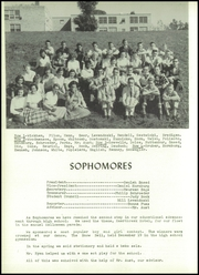Page 38, 1957 Edition, Forestville Central High School - Echo Yearbook (Forestville, NY) online yearbook collection