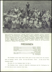 Page 39, 1957 Edition, Forestville Central High School - Echo Yearbook (Forestville, NY) online yearbook collection