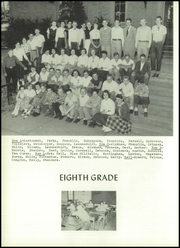 Page 40, 1957 Edition, Forestville Central High School - Echo Yearbook (Forestville, NY) online yearbook collection