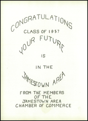 Page 62, 1957 Edition, Forestville Central High School - Echo Yearbook (Forestville, NY) online yearbook collection