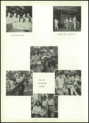Page 66, 1957 Edition, Forestville Central High School - Echo Yearbook (Forestville, NY) online yearbook collection