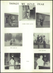 Page 67, 1957 Edition, Forestville Central High School - Echo Yearbook (Forestville, NY) online yearbook collection