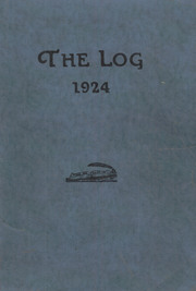 Page 1, 1924 Edition, Longfellow High School - Log Yearbook (Kearney, NE) online yearbook collection
