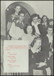 Page 14, 1951 Edition, Longfellow High School - Log Yearbook (Kearney, NE) online yearbook collection
